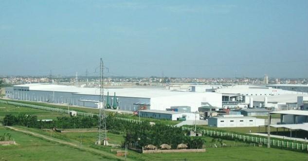 Khu công nghiệp Thanh Bình
