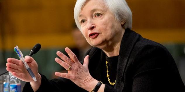 Bà Janet Yellen - Chủ tịch Cục Dữ trữ Liên bang Mỹ (FED)