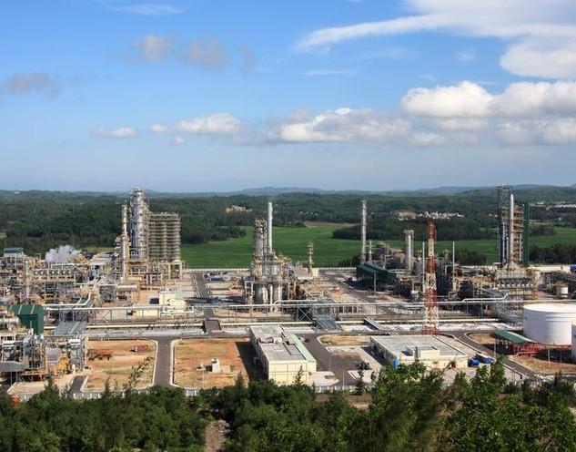 Nhà máy lọc dầu Dung Quất: 6 tháng nộp ngân sách 6,11 nghìn tỷ đồng