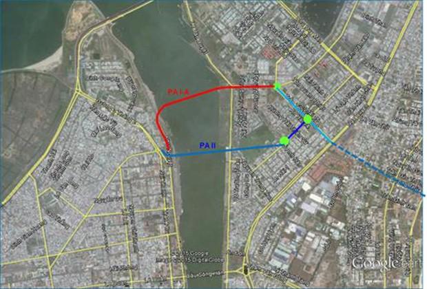 Hơn 4.000 tỷ đồng xây hầm chui qua sông Hàn Đà Nẵng