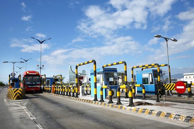 Nhà đầu tư sẽ xây dựng hệ thống thu phí không dừng trên các tuyến quốc lộ và cao tốc thuộc khu vực miền Trung, miền Nam. Ảnh: Lê Tiên