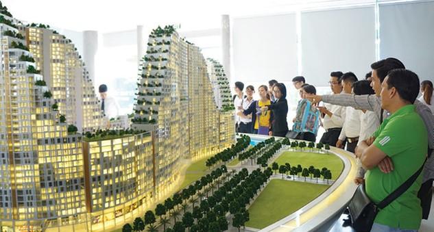 Nhiều dự án bất động sản được hồi sinh nhờ những cái bắt tay thân thiện giữa nhà đầu tư trong nước và nước ngoài
