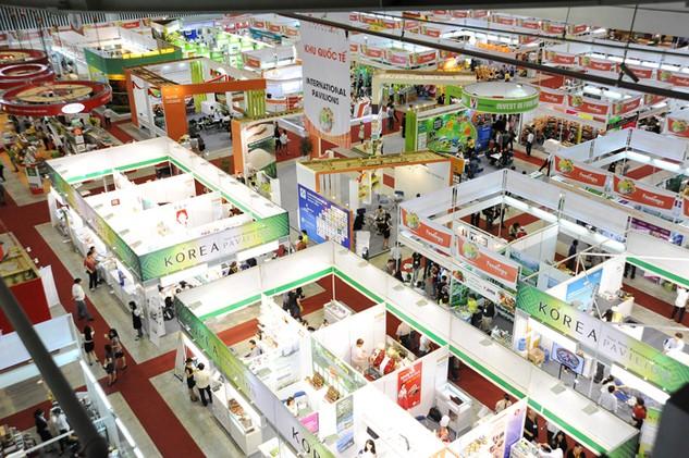 Vietnam Foodexpo 2016 dự kiến sẽ thu hút trên 20.000 lượt khách tham quan