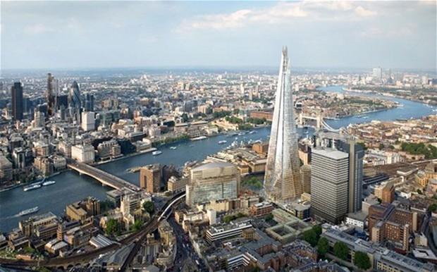 Xuất khẩu sang Anh hiện chiếm 0,7% GDP châu Á - Ảnh: Telegraph