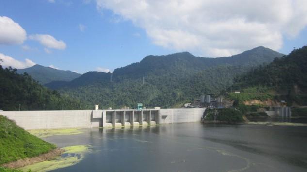 Dự án Thủy điện Sông Bung 4 được khởi công từ tháng 9/2010, đưa vào sử dụng năm 2014