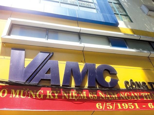 VAMC có thể thuê tổ chức có chức năng định giá độc lập để xác định giá khởi điểm đối với việc bán nợ xấu đã mua. Ảnh: Tiên Giang