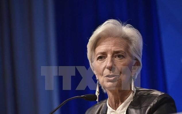 Tổng Giám đốc IMF Christine Lagarde. (Nguồn: AFP/TTXVN)