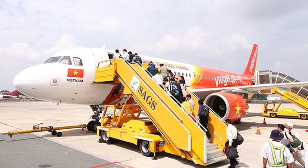 Vietjet tăng cường hơn 5.700 chuyến bay phục vụ mùa cao điểm hè