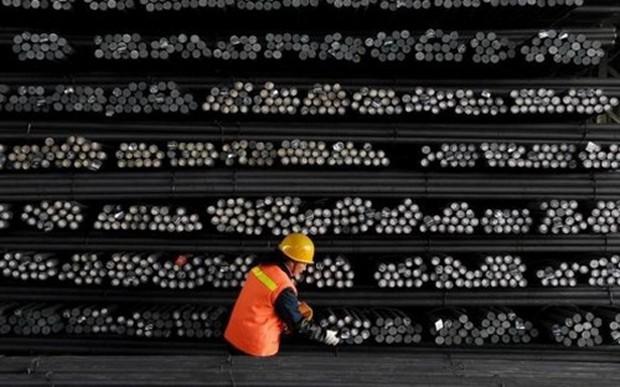Chính phủ Trung Quốc muốn tình trạng dư thừa nguồn cung trong 2 ngành thép và than đá được giải quyết càng sớm càng tốt - Ảnh: Bloomberg.