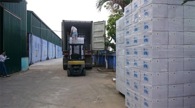 Cuối tháng 4 vừa qua, ITQ đã xuất 2 container 20 feet sản phẩm nhựa sang thị trường châu Âu