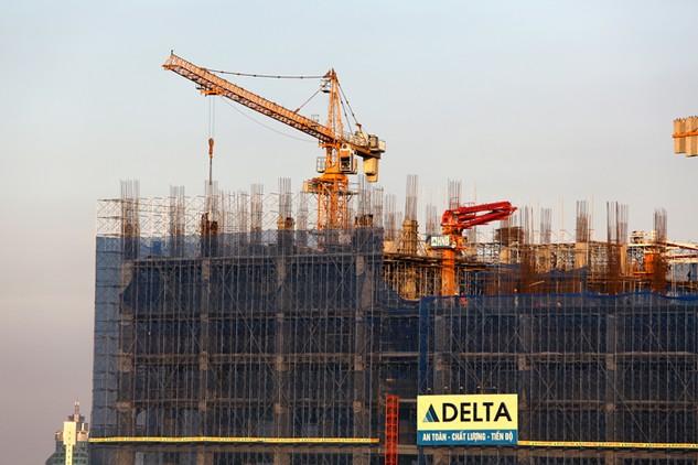 DELTA là một trong những nhà thầu thực hiện thành công nhiều công trình lớn ở Việt Nam  với công nghệ tiên tiến. Ảnh: Lê Tiên
