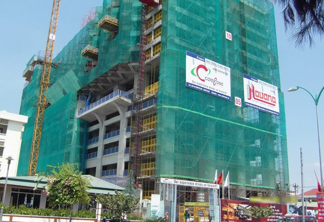 Sở Xây dựng Hà Nội có thẩm quyền cấp giấy phép xây dựng các công trình cấp I, cấp II