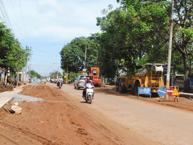 Dự án xây dựng đường nối hương lộ 10, tỉnh Đồng Nai.