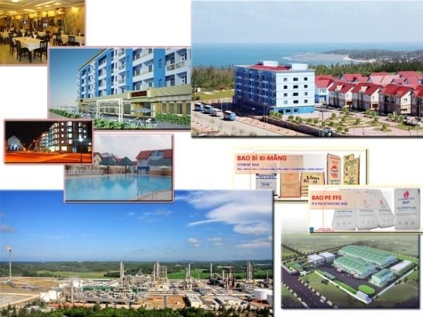 Công ty Cổ phần Nhà và Thương mại Dầu khí, Khu đô thị mới Vạn Tường, huyện Bình Sơn, tỉnh Quảng Ngãi. (Ảnh: PV BUILDING)
