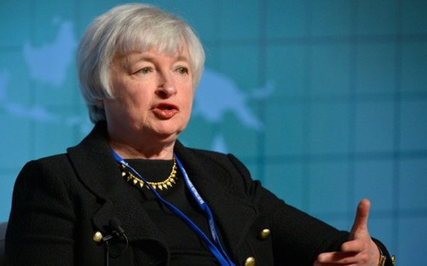 Bà Janet Yellen sẽ phải cân nhắc rất cẩn thận về hậu quả của Brexit trong các quyết định về định hướng lãi suất USD - Ảnh: CNBC