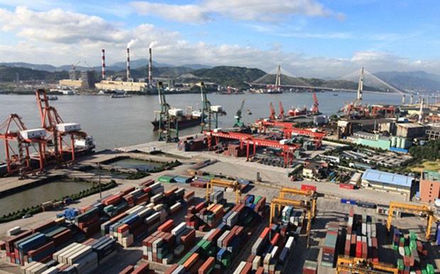 Thương mại toàn cầu vẫn chưa hồi phục về mức tiền khủng hoảng. Ảnh: GMW