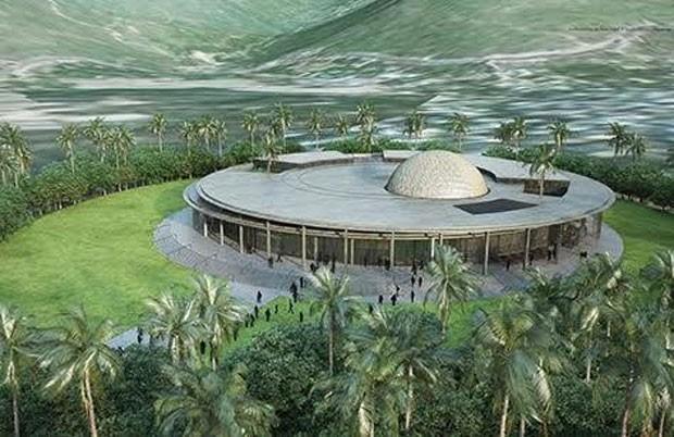 Mô hình Tổ hợp không gian khoa học tại Quy Nhơn, Bình Định