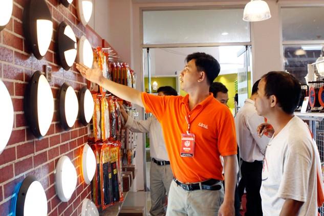 Nhiều doanh nghiệp trong nước đã làm được những sản phẩm công nghệ cao. Ảnh: Tường Lâm