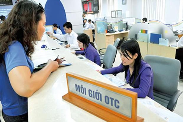 Thị trường UPCoM ra đời với mục đích thu hẹp thị trường OTC