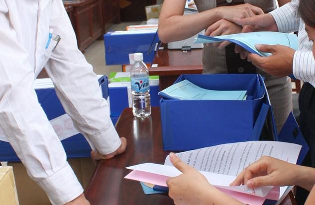 Các gói thầu dịch vụ tư vấn của 2 dự án xây dựng tại Long An không được chủ đầu tư phê duyệt kế hoạch đấu thầu. Ảnh: Lê Tiên