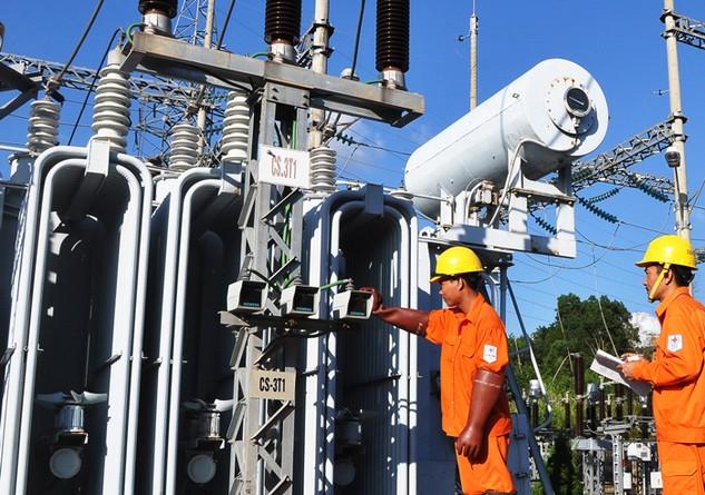 Gói thầu số 7: Xây lắp trạm thuộc Dự án Trạm biến áp 500 kV Tây Hà Nội có giá trúng thầu là 76,5 tỷ đồng. Ảnh: Quốc Tuấn