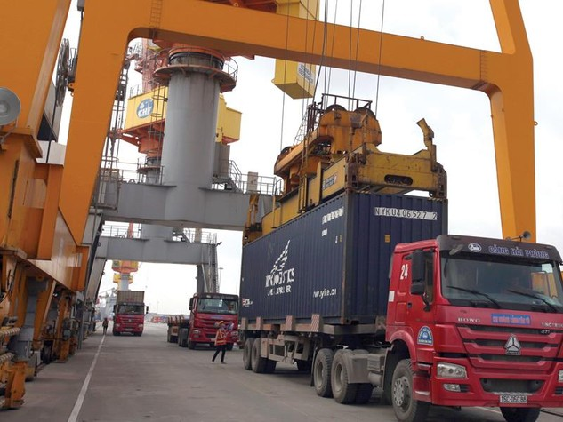 Các ngành xuất khẩu chủ lực đều tăng không quá 7%