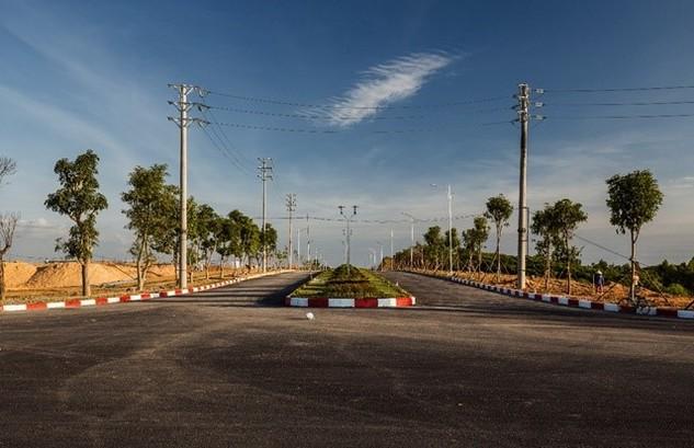 Khu công nghiệp Phú Hà đã sẵn sàng với 50 ha đất sạch để đón các nhà đầu tư vào thuê đất xây dựng nhà máy sản xuất.