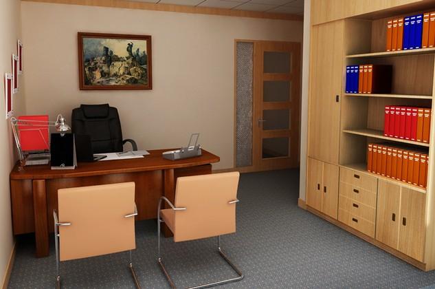 """Gói thầu """"Cung cấp và lắp đặt nội thất đồ gỗ cho trụ sở mới Cục Thuế tỉnh Bà Rịa - Vũng Tàu"""" áp dụng phương thức 1 giai đoạn 2 túi hồ sơ. Ảnh minh họa"""