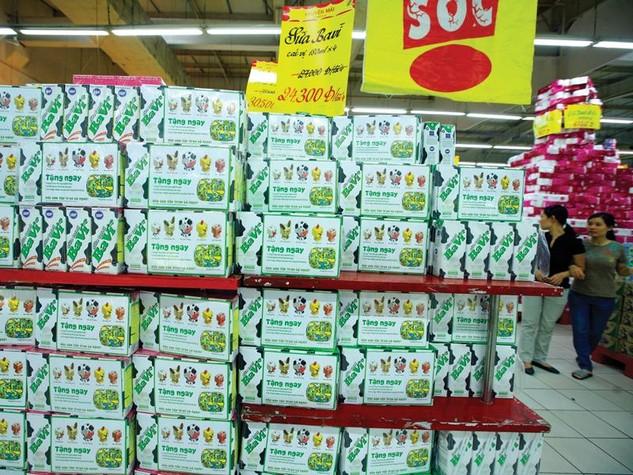 Quỹ VOF của VinaCapital và đối tác Nhật là Daiwa PI Partners từng rót 45 triệu USD vào Công ty cổ phần Sữa quốc tế (IDP - nhãn hiệu sữa Ba Vì)
