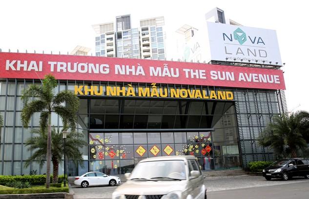 Nhiều doanh nghiệp bất động sản TP.HCM tỏ ra bức xúc khi có tên trong danh sách 77 dự án thế chấp ngân hàng. Ảnh: Quang Tuấn