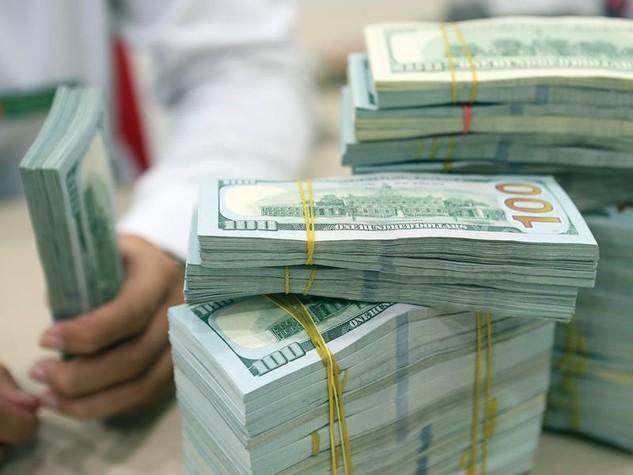 Tỷ giá ổn định không hoàn toàn do Ngân hàng Nhà nước gặp may. Ảnh: Đức Thanh