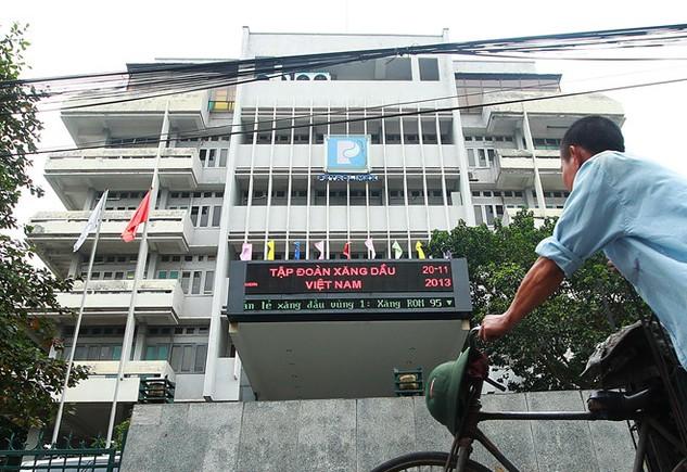 Trụ sở Tập đoàn Xăng dầu Việt Nam (Petrolimex) - Ảnh: Nguyễn Khánh