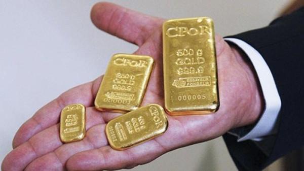 Giá vàng năm nay đã tăng 30%. Ảnh: AFP