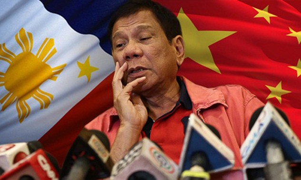 Tân Tổng thống PhilippinesRodrigo Duterte. Ảnh:AP