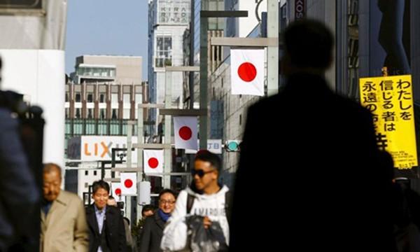Kinh tế Nhật Bản vẫn tăng trưởng ì ạch nhiều tháng nay. Ảnh: Reuters