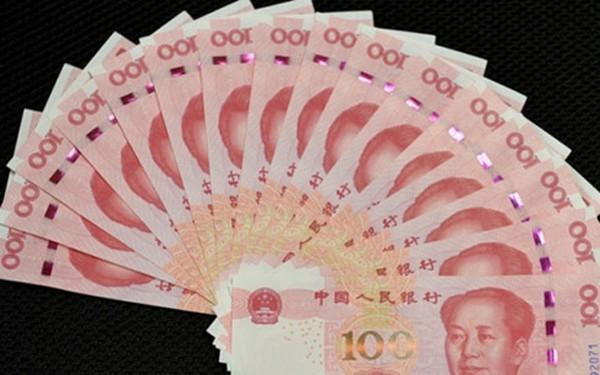 Đồng nhân dân tệ của Trung Quốc liên tục mất giá (Ảnh minh họa: Xinhua)