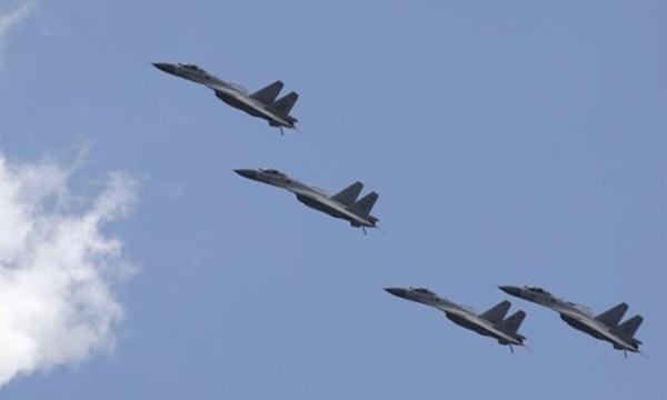 Hàn Quốc điều chiến đấu cơ chặn máy bay quân sự Trung Quốc. Ảnh minh họa:Reuters.