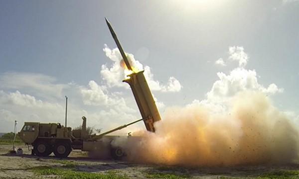 Hệ thống phòng thủ tên lửa THAAD của Mỹ. Ảnh: Business Insider.