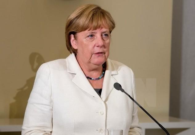 Thủ tướng Đức Angela Merkel. (Nguồn: AFP/TTXVN)