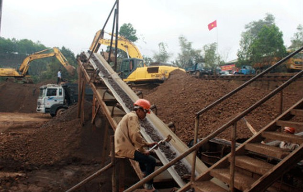 Doanh nghiệp ngành khai khoáng có tỷ lệ doanh nghiệp giải thể nhiều nhất, tăng 3,14 lần so với cùng kỳ.