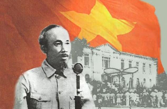 Tuyên ngôn độc lập của Hồ Chí Minh thể hiện một trình độ kiến thức uyên bác, tầm nhìn bao quát về thời đại, một lập trường kiên định vì độc lập, tự do của dân tộc