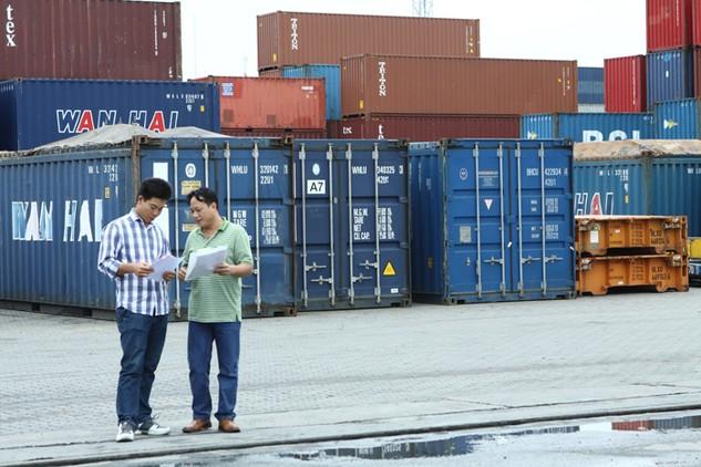 Ngày càng nhiều container bị bỏ lại tại các cảng biển