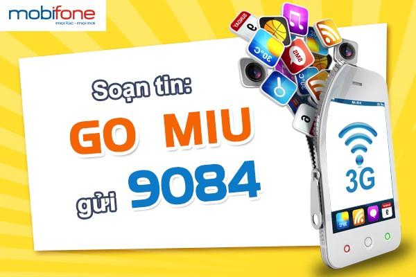 70.000 đồng kết nối cả tháng với gói cước M70 của MobiFone