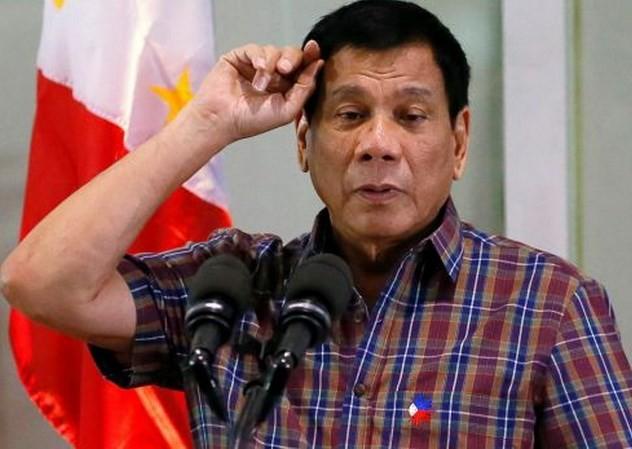 Tổng thống Phillipines Rodrigo Duterte. (Nguồn: AP)