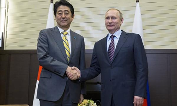 Tổng thống Nga Putin tuyên bố đã sẵn sàng giải quyết tranh chấp đảo với Nhật Bản. Ảnh minh họa: AFP.