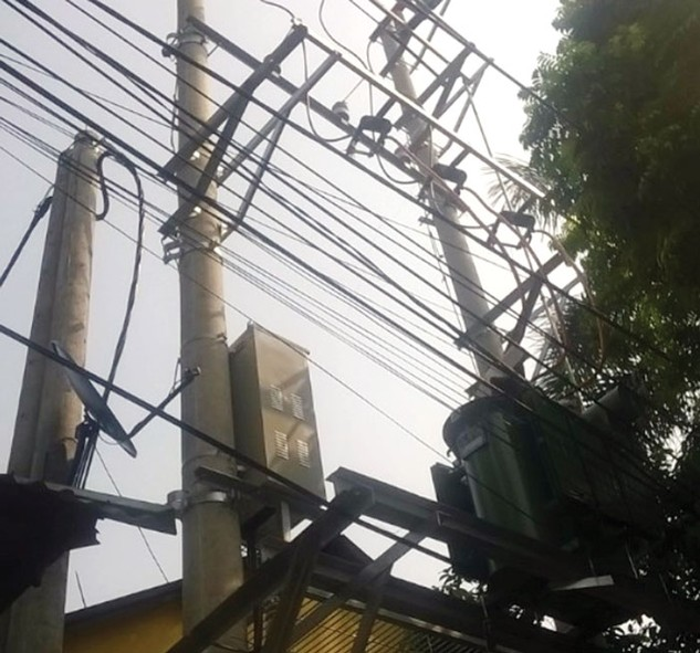 Hiện trạng triển khai Gói thầu Thi công lắp đặt trạm biến áp và hệ thống điện phòng chống lụt bão tại tỉnh Thái Nguyên