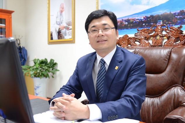 Ông Trần Ngọc Nguyên, Tổng giám đốc BSR.