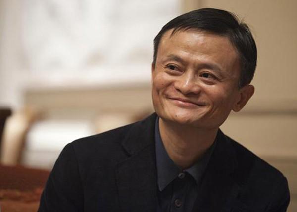 Chủ tịch Alibaba Jack Ma. Ảnh: CNBC