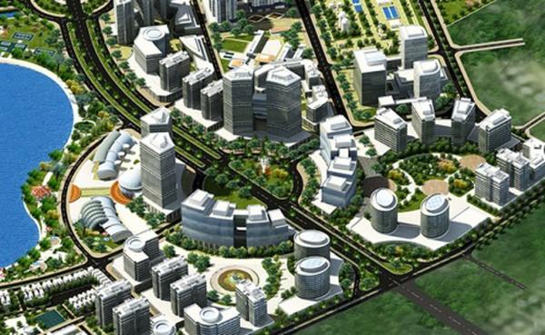 Dự án Công viên phần mềm có tổng mức đầu tư khoảng 24.000 tỷ đồng.