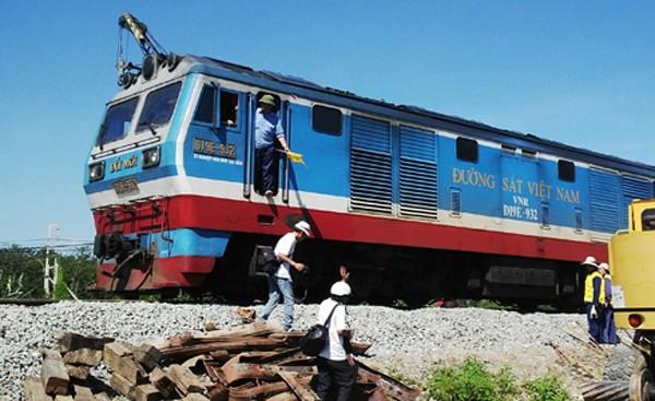 Bộ Giao thông yêu cầu ngành đường sắt xóa bỏ độc quyền. Ảnh: Đ.Loan